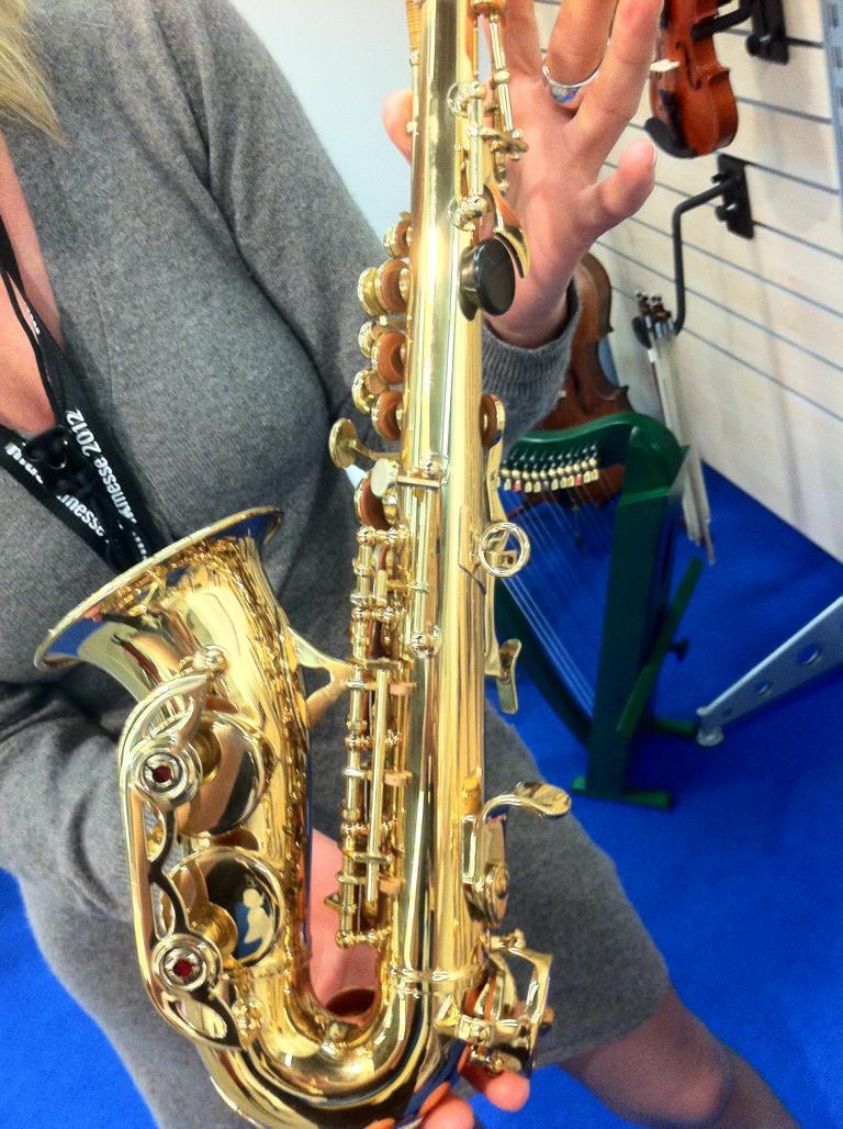 antigua saxophon test