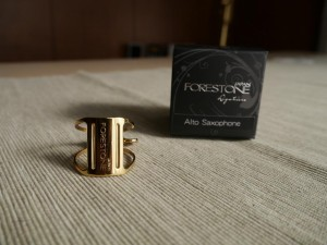 Forestone Saxophone Ligature (1)