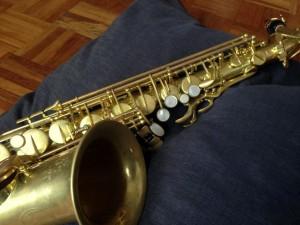 Forestone Saxophon Tenor Alt (2)