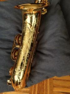 Forestone Saxophon Tenor Alt (8)