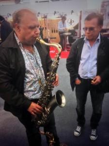 Musikmesse 2014 Saxophonistisches (8)