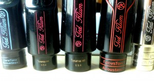 Ted Klum Saxophone mouthpieces (2)